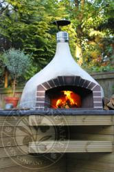 wood oven pizza oven