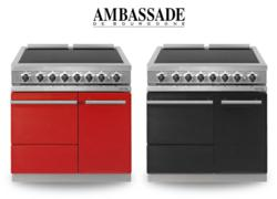 Ambassade range cookers