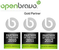 Partner of the Year 2010 - 2012
