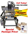 Complete CNC Machining Package for your STEM Initiative : Low-Res