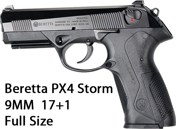 px4 storm 9mm compact vs full size