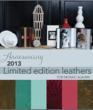 Mosaic Flush Mount Wedding Album Limited Edition Leathers