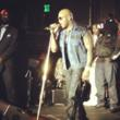 Singer Flo Rida Rocking Out in Robin's Jean at OK! Magazine's...