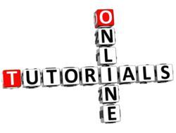 Online Video Help and Tutorials