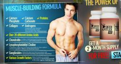 Deer Antler Plus Muscles Building Formula