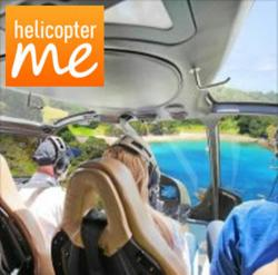 Helicopter Tours Auckland New Zealand