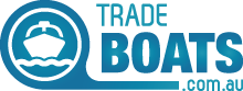 Trader boats logo