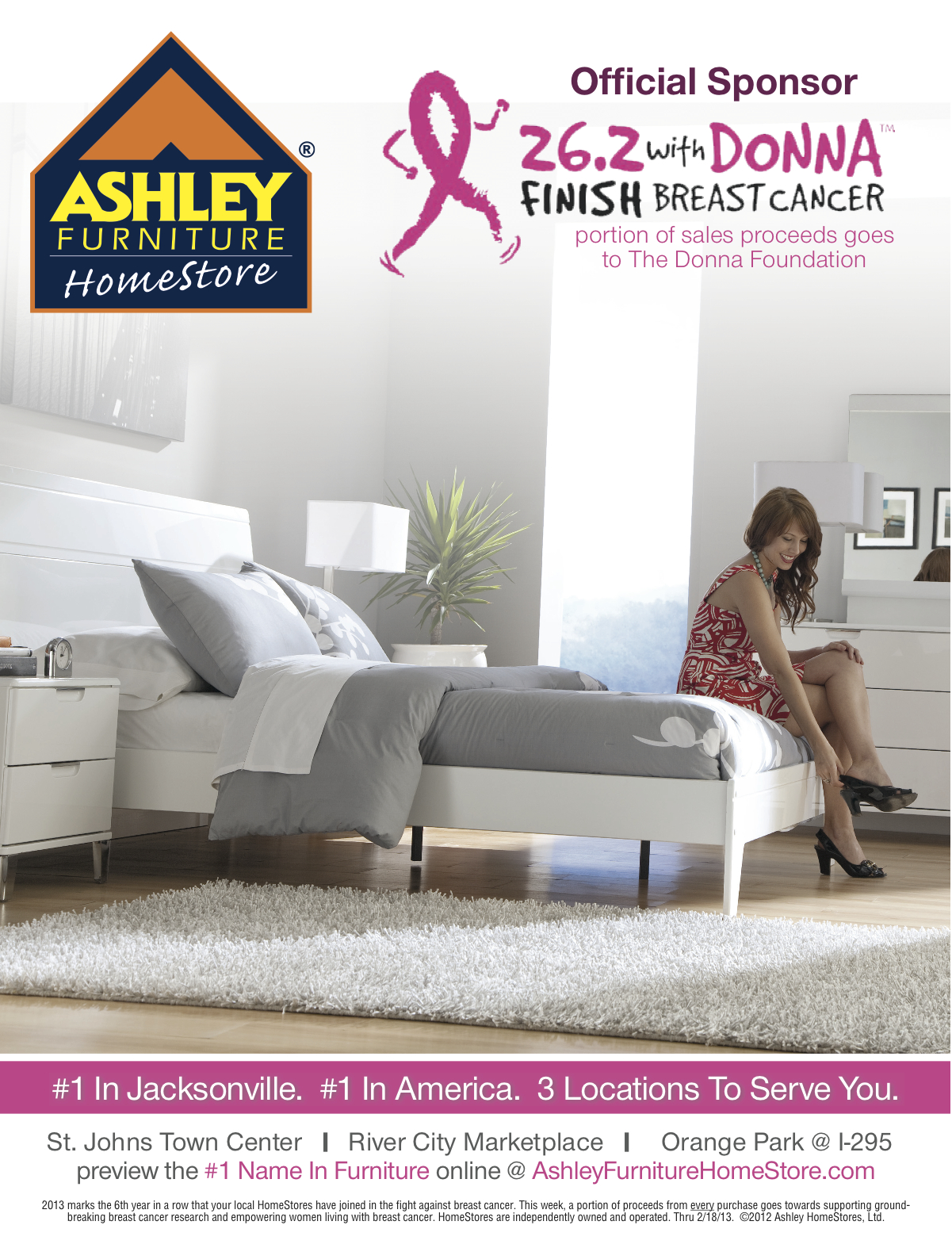 Ashley Furniture Homestore Provides Additional Incentives To Support
