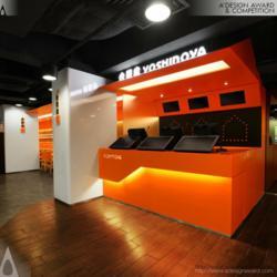 Yoshinoya by AS Design Service