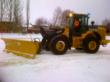 Weldco-Beales, WBM, v-plows, snow blades, Radius Steel, Steel Fabrication, heavy equipment attachments, construction, forestry, mining, scrap recycling, waste management, refuse, road maintenance