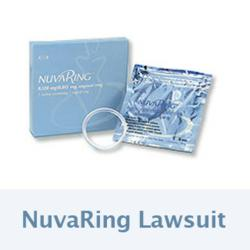 If you or someone you love suffered a blood clot, pulmonary embolism, deep vein thrombosis, heart attack, stroke or sudden death while using NuvaRing, visit yourlegalhelp.com, or call  1-800-399-0795