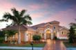 Ponte Vedra furnished model in Mahogany Bend at Fiddler's Creek, Naples, Florida