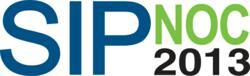 SIPNOC 2013