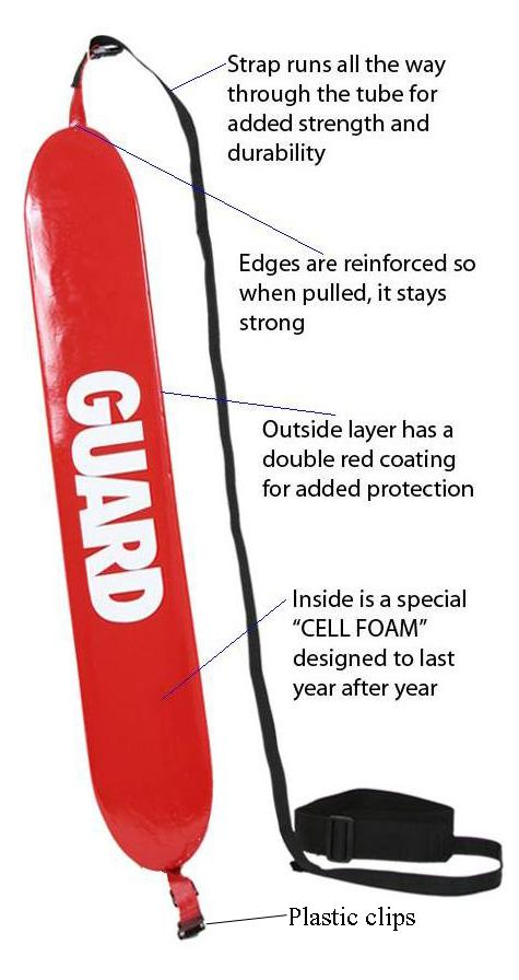 34693303249 Professional rescue can used by the top ocean lifeguard around the world  Coast Guard approved ring buoys
