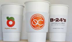 Custom Printed Coffee Cups