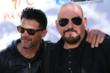 Alain Johannes and Joey Castillo on the Red Carpet at YM's Grammy Gifting Suite Experience