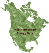 Energy Data on America, Mexico, Canada and Bermuda
