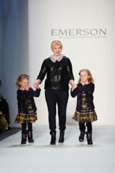 "Mercedes-Benz Fashion Week Designer ""Emerson by Jackie Fraser-Swan"""
