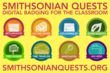 Smithsonian Quests Takes Learners on Journey of Discovery and...