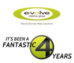 Evolve Creative Group 4 Year Anniversary