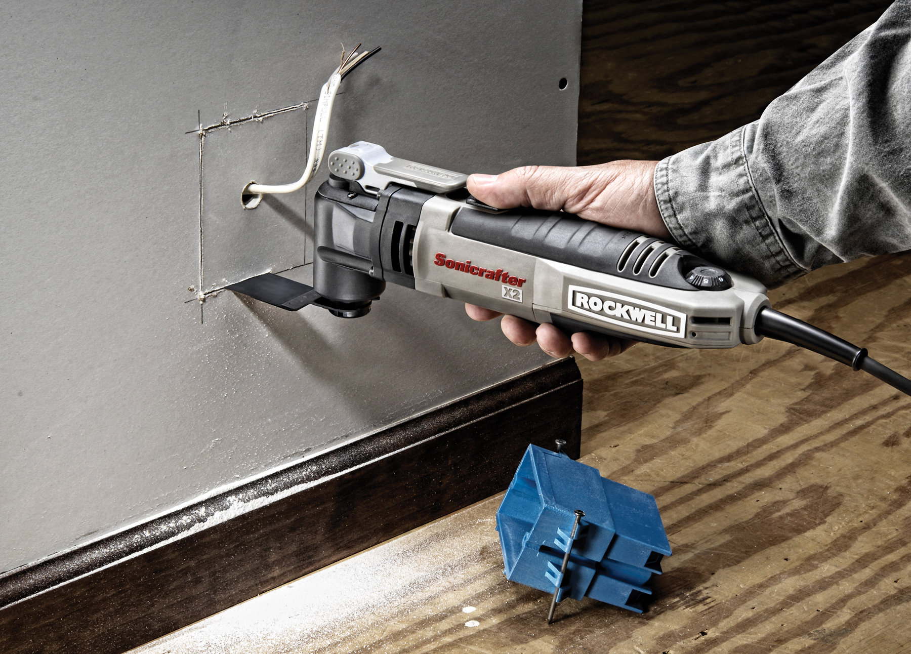 Universal Fit Accessory Mounting System Separates Rockwell