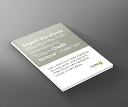 Download SIGNiX's free eBook for credit unions