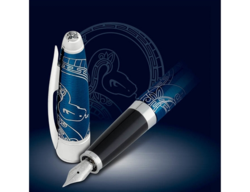 Cross Fountain Pen - 2013 Year of the Snake Collection