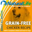 Natural Life Pet Products Announces New Grain-Free Line of Products