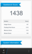 Geekbench 2 for BlackBerry