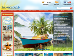 Barbados Tourism Encyclopedia - New Responsive Web Design