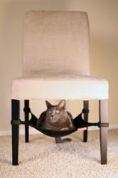 Cat Crib cat hammock, pet bed, cat furniture