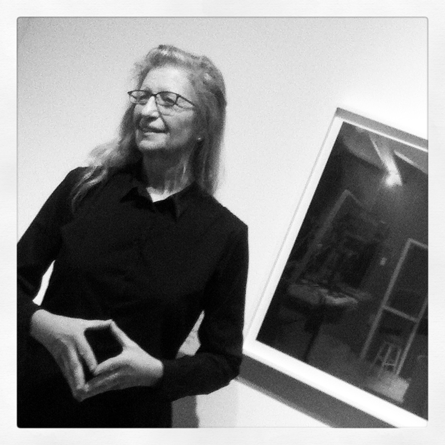 Annie Leibovitz Kicks Off Opening Week Of Her New Exhibition At The