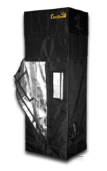 The 2'x2.5' Gorilla Grow Tent