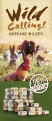 Wild Calling. Premium Pate from Natural Pet Specialties