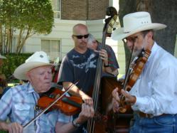 The Annual Athens Old Fiddlers Reunion will take place on Saturday, June 1, 2013 downtown on the Courthouse Square.