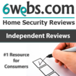 Top Home Security Companies with Cellular Monitoring Services Ranked by 6webs.com