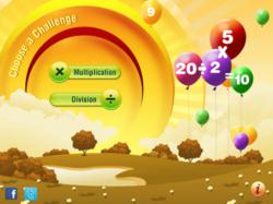 Math Mate Free - Learn and Practice Multiplication Division