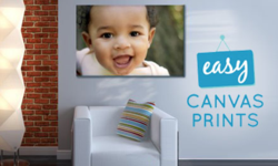 50% off canvas prints at http://findingitforless.com/canvas-prints-half-off/