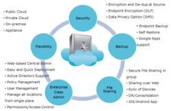 enterprise file sharing