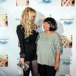 "JuditB with Doreen Taylor at The Mint, LA for the Red Carpet Premiere of ""Judgment Day"""