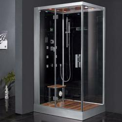 Wooden Floor Steam Shower From Ariel