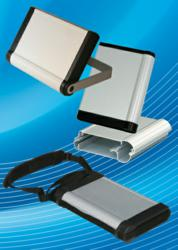 mobilCASE extruded enclosures