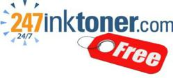 247inktoner.com Free Cartridges