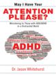 Minister Dr. Jason Whitehurst helps those suffering from ADD/ADHD in...