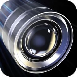 Fast Camera iTunes App Icon