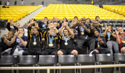 Lloyd Irvin Leads Team's Gold Rush at Brazilian Jiu-Jitsu Championships