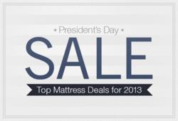 Amerisleep Announces Presidents Day Mattress Sale for 2013