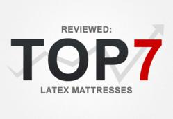 Top 7 Brands of Latex Mattresses Reviewed by Mattress Inquirer
