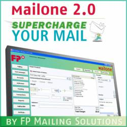 MailOne 2.0 Mailing Software