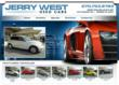 Jerry West Used Cars Selects Carsforsale.com to Develop Dealer...